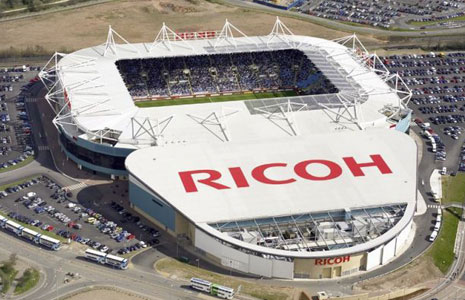 Ricoh Stadium & Arena, Coventry / Royal Ascot Racecourse