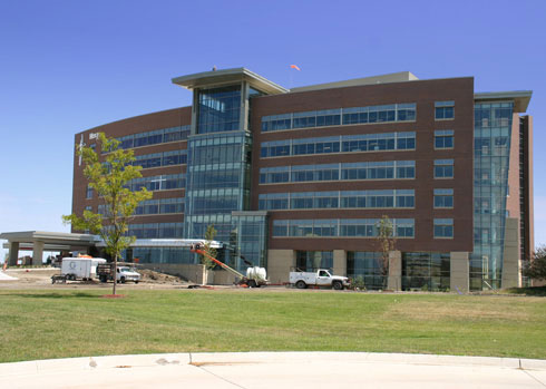 Mercy Hospital, Des Moines IA
