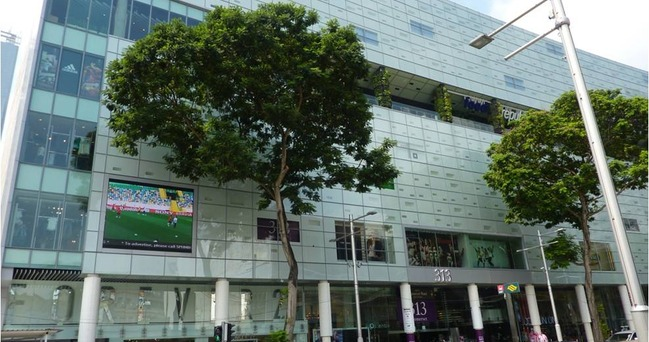 313 Orchard Road Singapore